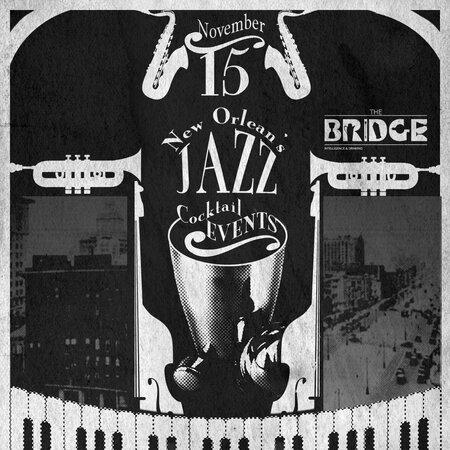 New Orleans Jazz Cocktail Events концерт в Самаре 15 ноября 2015