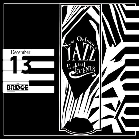 New Orleans Jazz Cocktail Events концерт в Самаре 13 декабря 2015