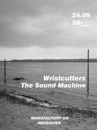 Wristcutters, The Sound Machine концерт в Самаре 24 сентября 2016