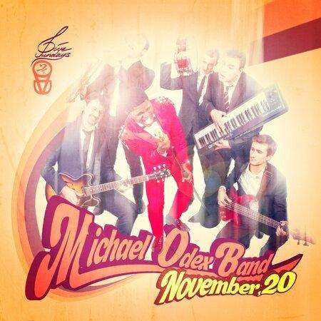 Michael Odex Band концерт в Самаре 20 ноября 2016