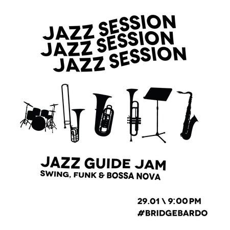 Jazz Session концерт в Самаре 29 января 2017