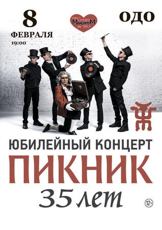 Пикник концерт в Самаре 8 февраля 2017