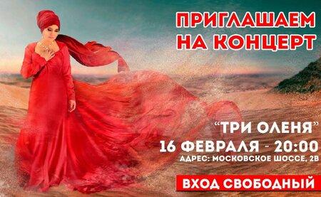 Саттвика концерт в Самаре 16 февраля 2017