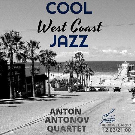 Anton Antonov Quartet концерт в Самаре 12 марта 2017