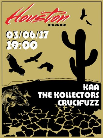 The Kollectors концерт в Самаре 3 июня 2017