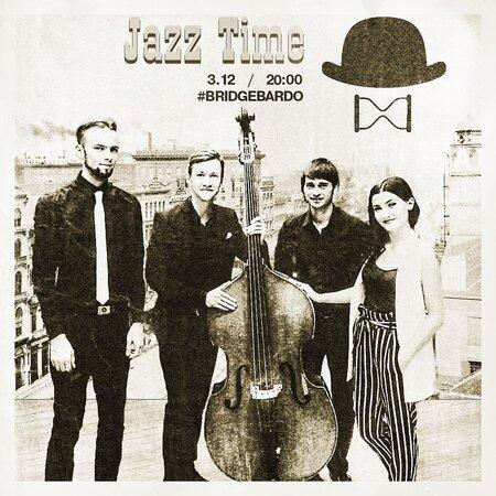 Jazz Time концерт в Самаре 3 декабря 2017