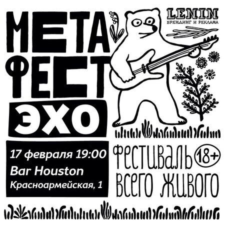 Эхо МетаФеста концерт в Самаре 17 февраля 2018