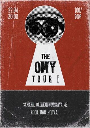 The OMY концерт в Самаре 22 апреля 2018