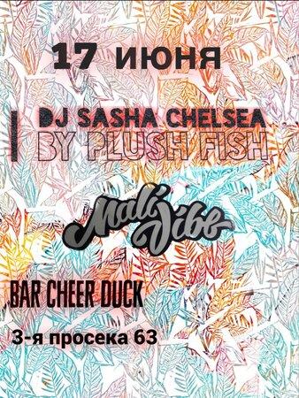 DJ Sasha Chelsea концерт в Самаре 17 июня 2018