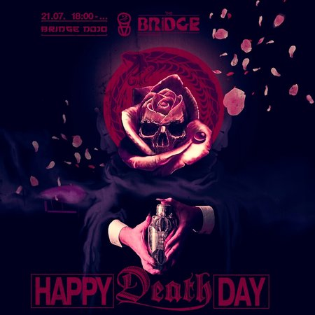 Happy DeathDay Party концерт в Самаре 21 июля 2018