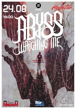 Abyss, Watching Me концерт в Самаре 24 августа 2018