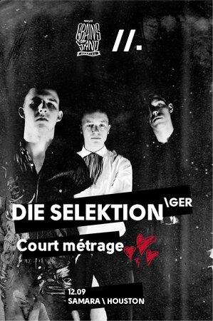 Die Selektion концерт в Самаре 12 сентября 2018