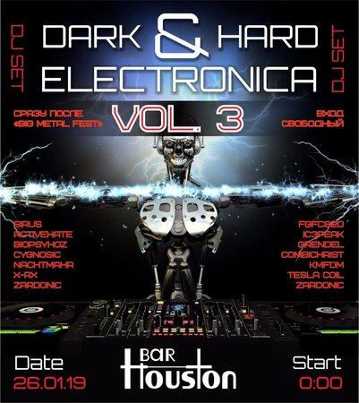 Dark&Hard Electo концерт в Самаре 26 января 2019