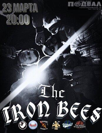 The Iron Bees концерт в Самаре 22 марта 2019