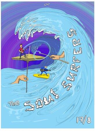 The Soul Surfers концерт в Самаре 17 августа 2019