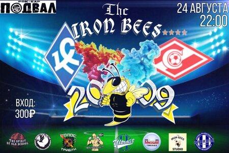 The Iron Bees концерт в Самаре 24 августа 2019