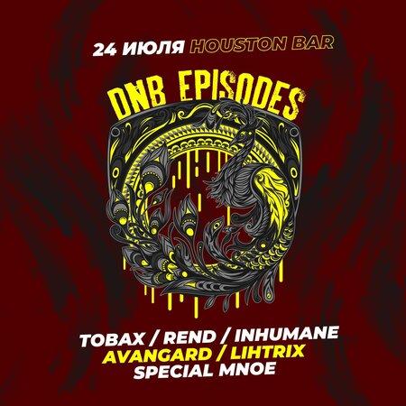 DNB Episodes концерт в Самаре 24 июля 2020