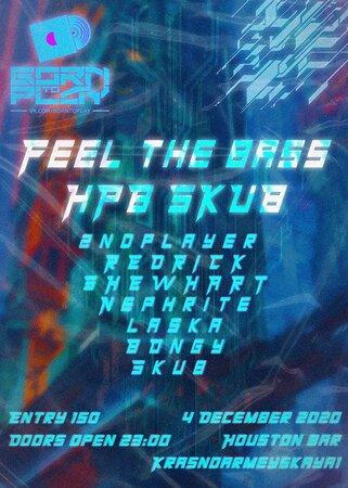 Feel the Bass концерт в Самаре 4 ноября 2020