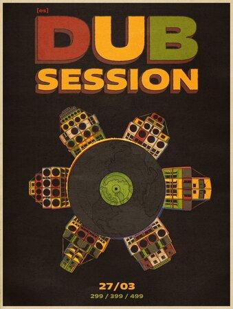 Dub Session концерт в Самаре 27 марта 2021
