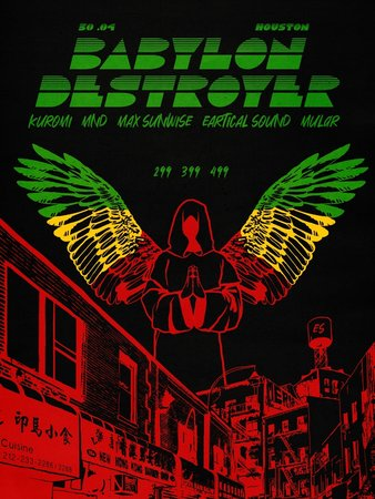 Babylon Destroyer концерт в Самаре 30 апреля 2021