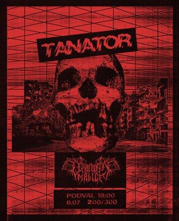 Tanator концерт в Самаре 6 июля 2021