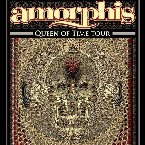 Amorphis концерт в Самаре 14 марта 2019