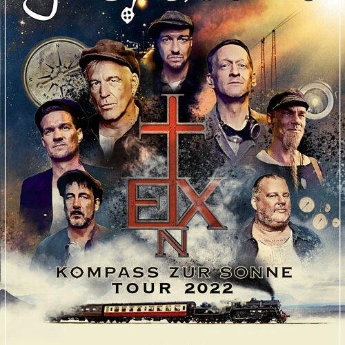 In Extremo концерт в Самаре 8 октября 2022